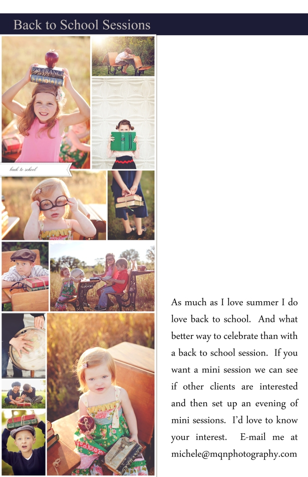 August Back to School Ideas copy
