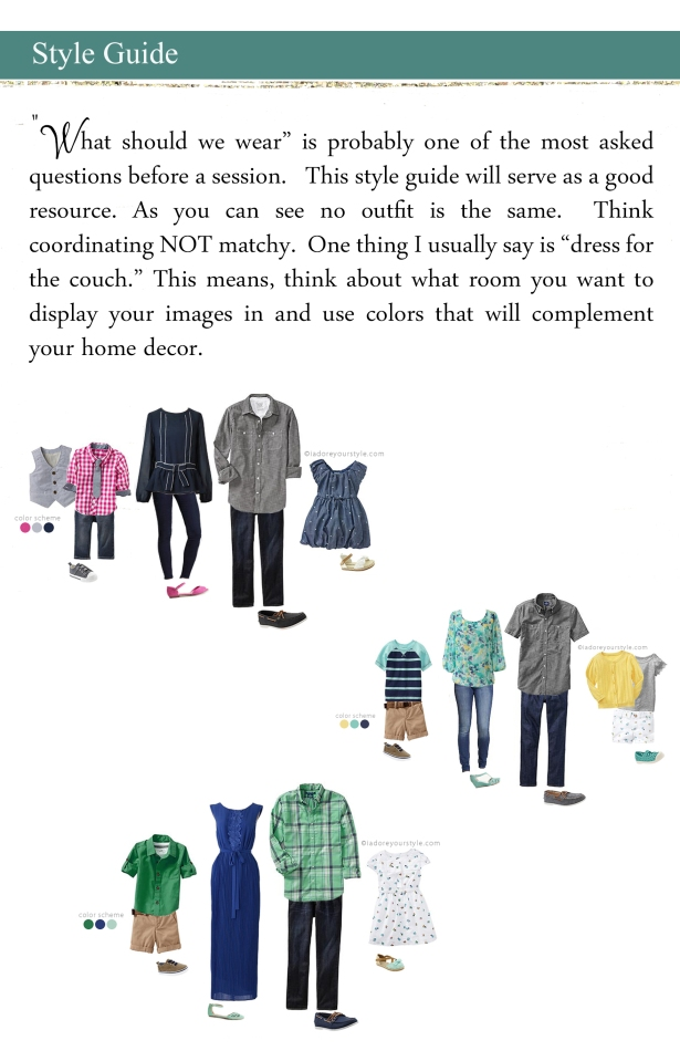 March Edition Style guide copy