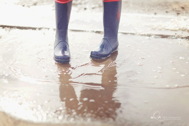 It's raining! What to expect if rain ruins your photo session.