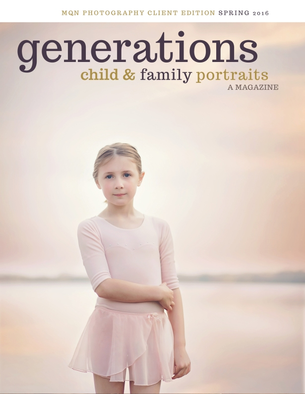 Child & Family portrait magazine spring 2016 mQn Photography