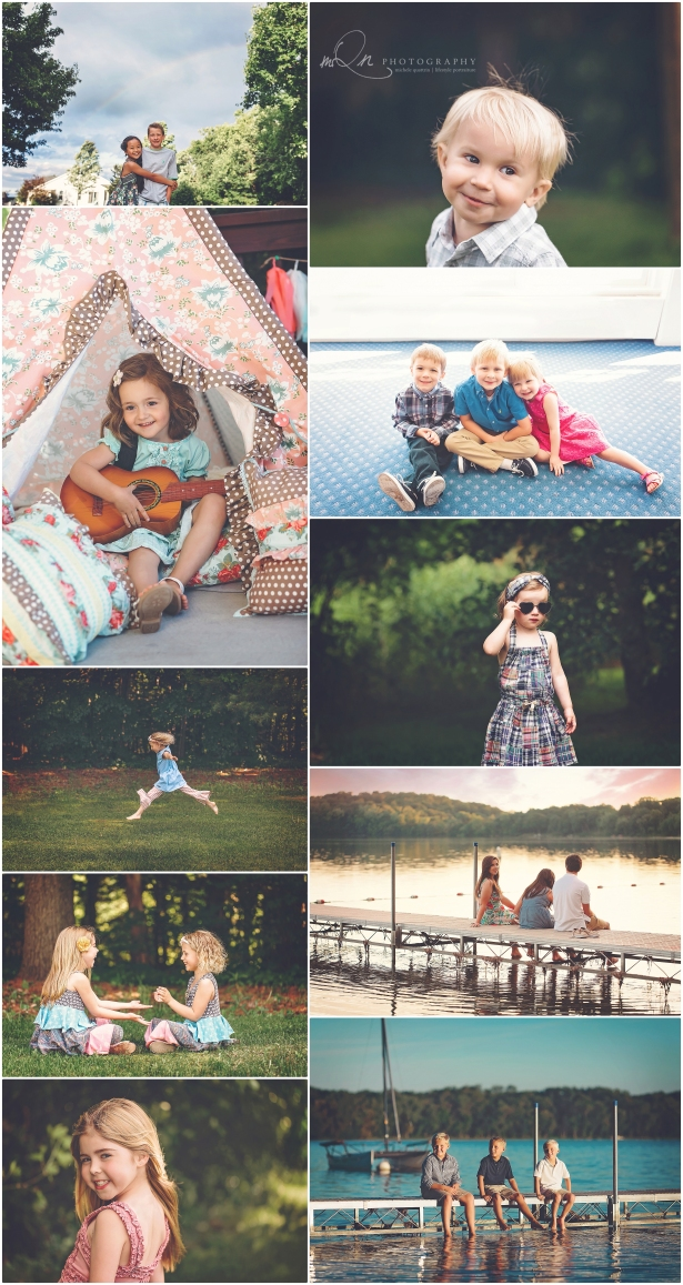 Top Summer Client Session Images
